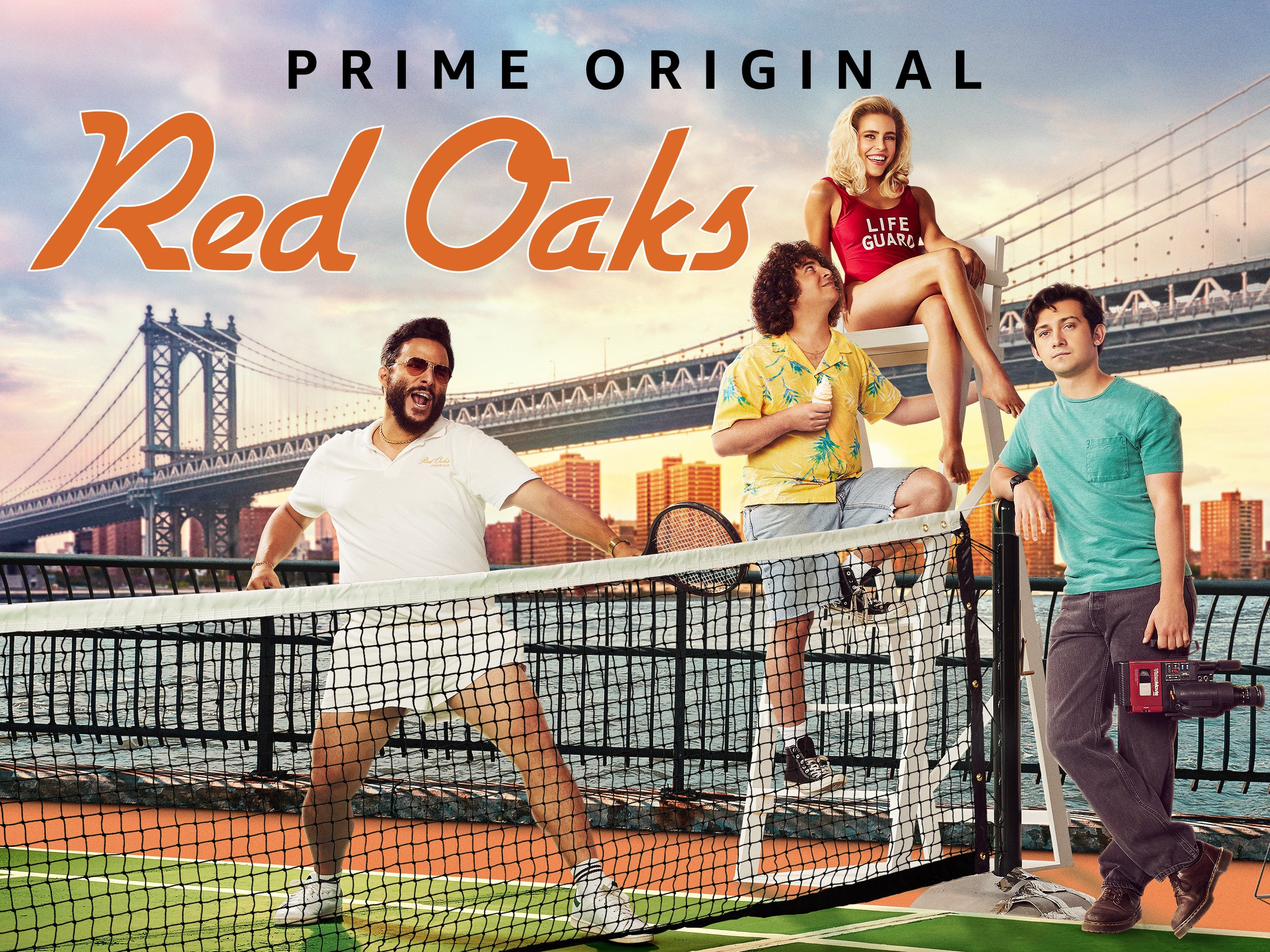 Amazon's Red Oaks TV Show Chooses John Finbury's Music