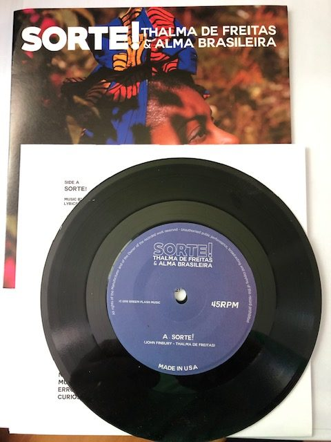 Photo of Sorte! Vinyl Edition 45 RPM