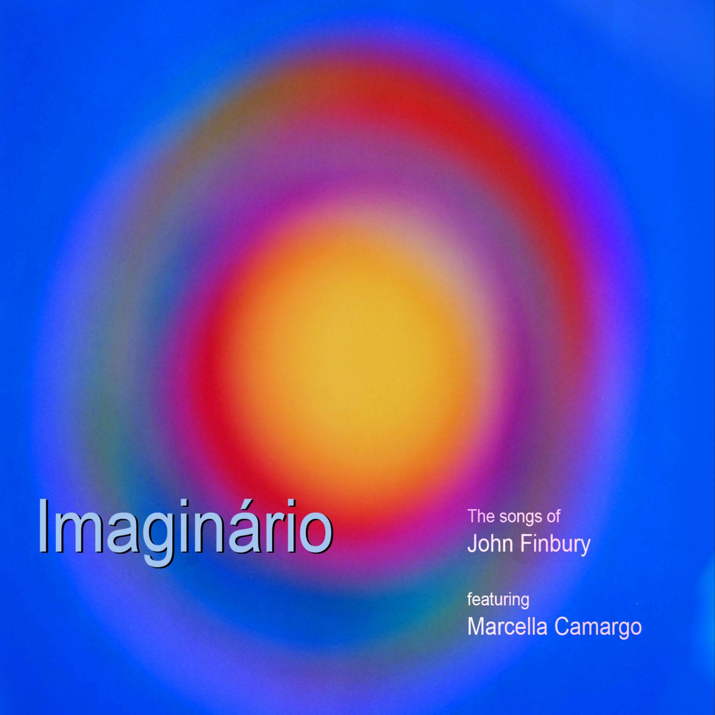 Imaginario - Digital Album Cover Art