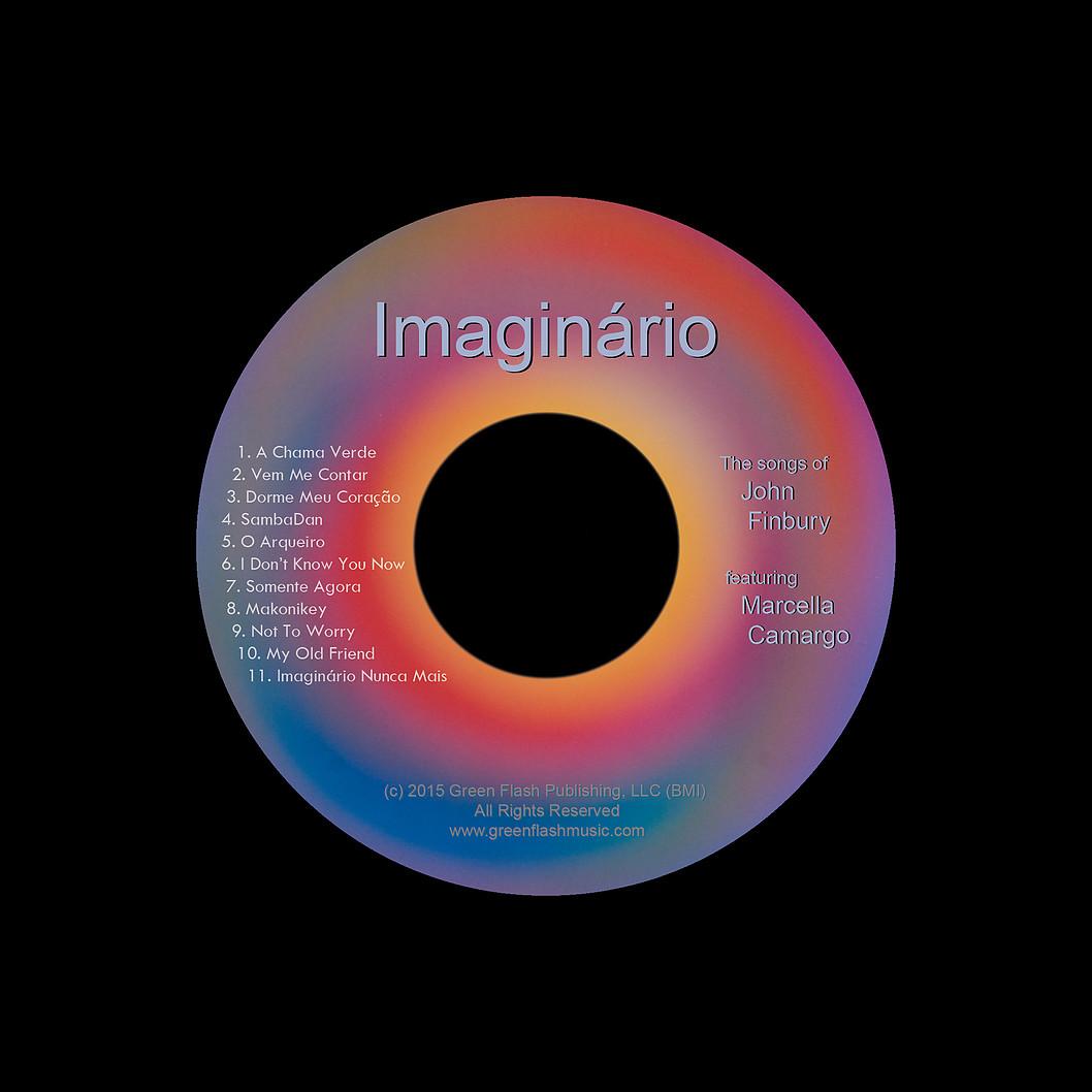 Imaginario Digital Album Cover