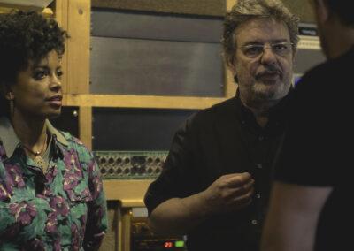 Photo of Thalma de Freitas, Emilio Miler & Duduka da Fonseca