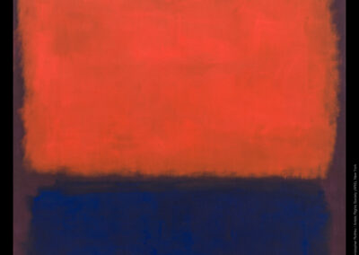 "Oracao Cover Photo Rothko #14""-San Francisco Museum of Modern Art"