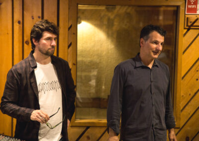 Photo of John Patitucci & Ari Lavigna