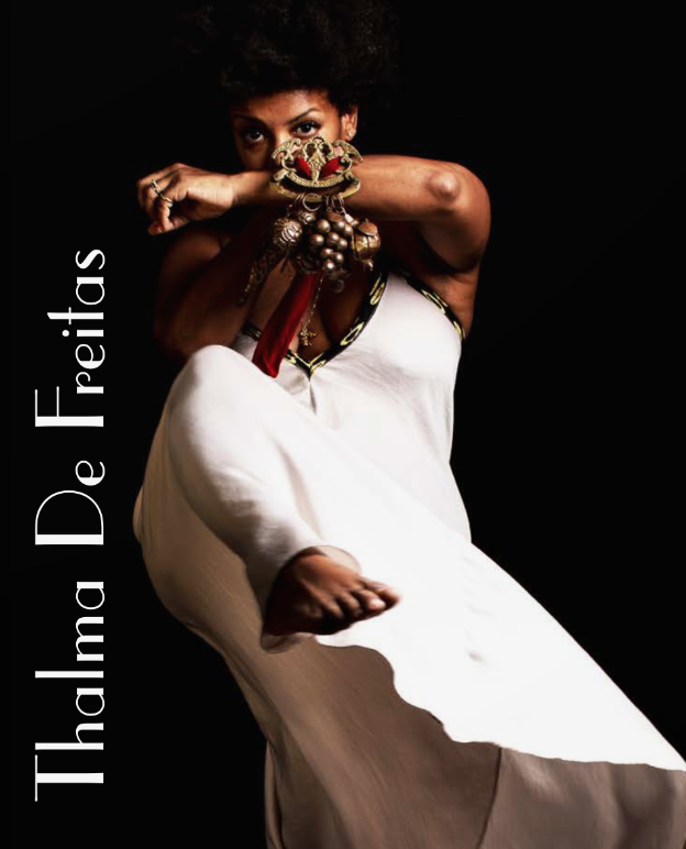 Up Close and Personal Interview With Thalma de Freitas