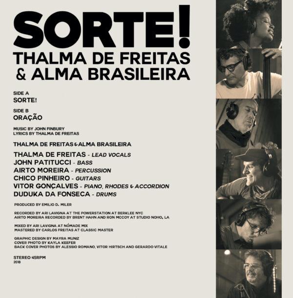 Sorte! EP 7 Inch Vinyl Cover