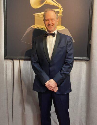 John Finbury Grammy Nominated Composer 2020 Grammys Photo