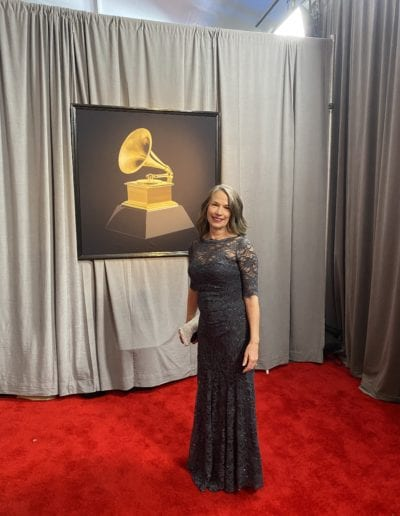 Patty Brayden 2019 Grammy Photo