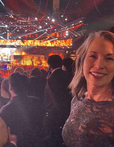 Patty Brayden 2020 Grammys Photo