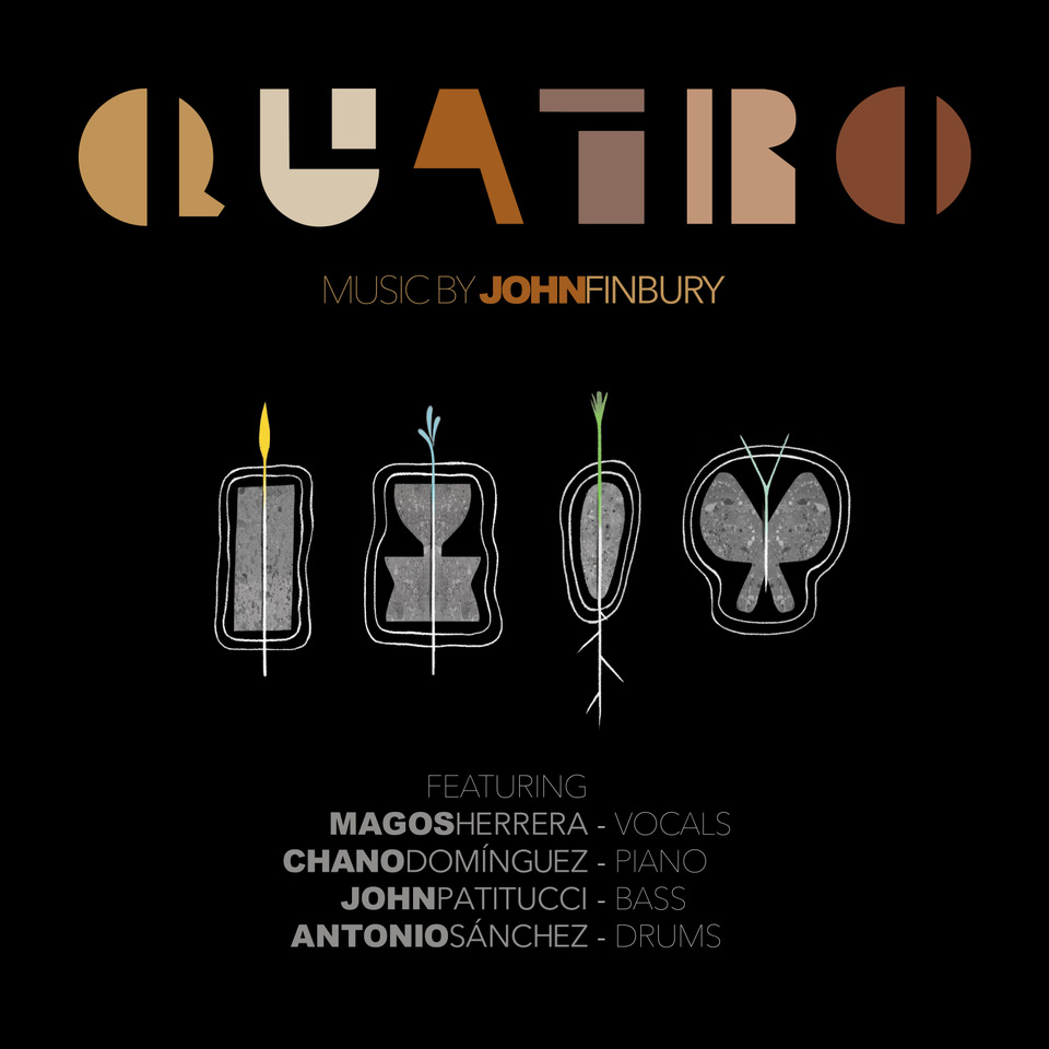 Grammy® Nominated Composer John Finbury Releases New Album QUATRO on May 20