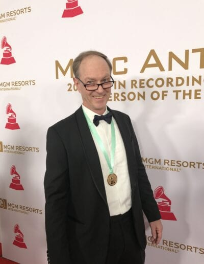 John Finbury Grammy Nominated Composer 2020 Grammys Photo