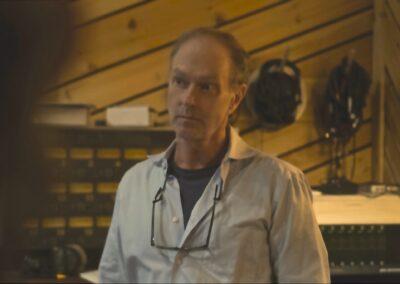 Photo of John Finbury Recording Quatro