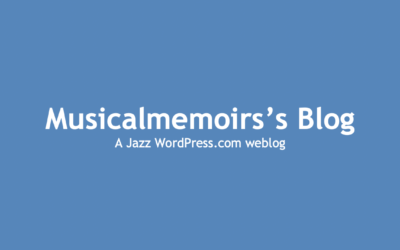 Musicalmemoirs's Review of American Nocturnes