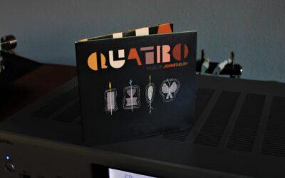 John Finbury, Quatro   The Vinyl Anachronist By Part-Time Audiophile