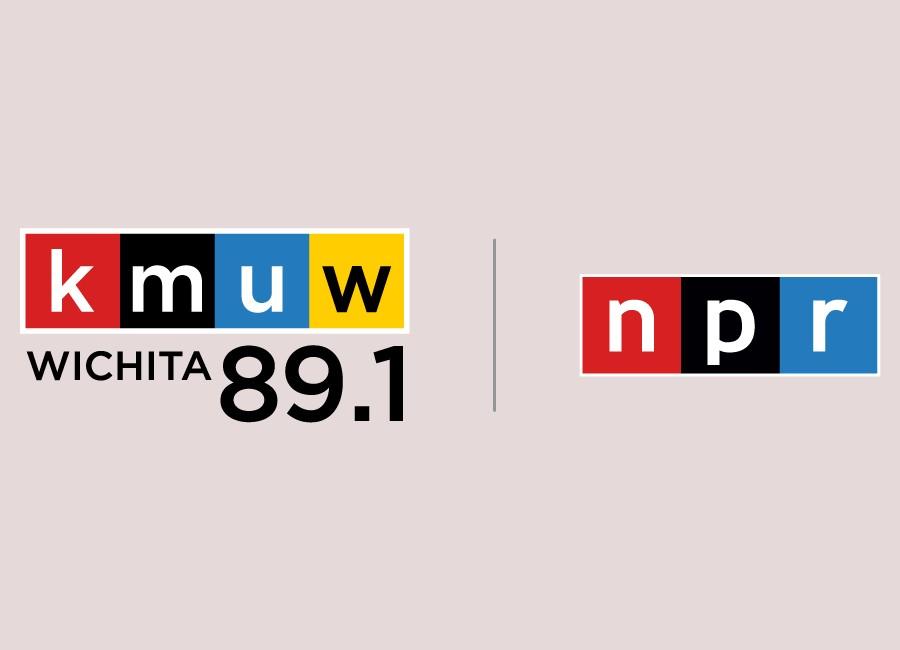 KMUW-NPR logo